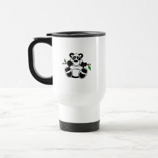 Cartoon Panda Coffee Mug