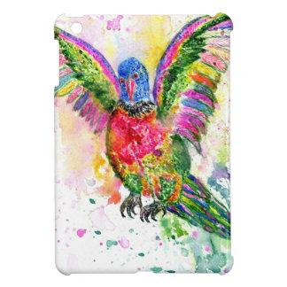 Cartoon Parrot Art03 iPad Mini Cases