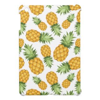 Cartoon Pineapple Pattern Cover For The iPad Mini