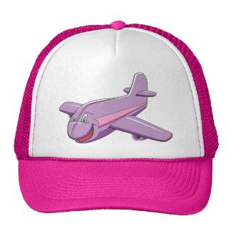Cartoon plane hats