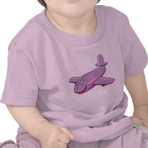 Cartoon plane tee shirts