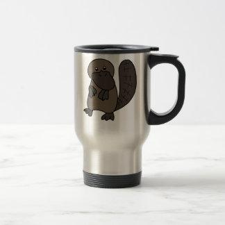 Cartoon Platypus Mugs
