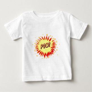 Cartoon Pow Baby T-Shirt