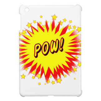 Cartoon Pow Case For The iPad Mini