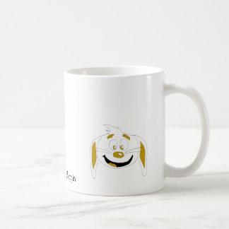 Cartoon Rabbit Hip Hop Fan Coffee Mug