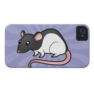 Cartoon Rat iPhone 4 Cases