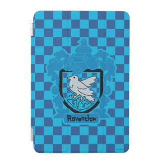 Cartoon Ravenclaw Crest iPad Mini Cover
