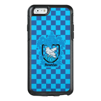 Cartoon Ravenclaw Crest OtterBox iPhone 6/6s Case
