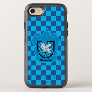 Cartoon Ravenclaw Crest OtterBox Symmetry iPhone 8/7 Case
