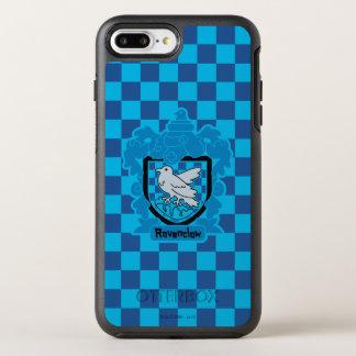 Cartoon Ravenclaw Crest OtterBox Symmetry iPhone 8 Plus/7 Plus Case