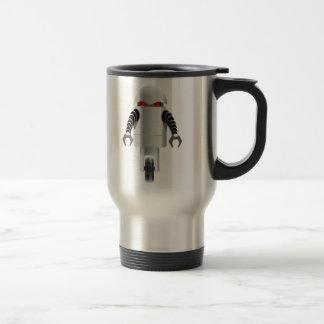 Cartoon Robot Coffee Mugs