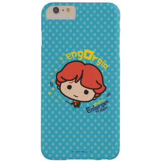 Cartoon Ron Weasley Engorgio Spell Barely There iPhone 6 Plus Case