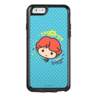 Cartoon Ron Weasley Engorgio Spell OtterBox iPhone 6/6s Case