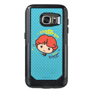 Cartoon Ron Weasley Engorgio Spell OtterBox Samsung Galaxy S7 Case