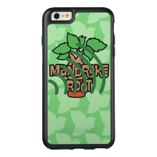 Cartoon Screaming Mandrake Character Art OtterBox iPhone 6/6s Plus Case