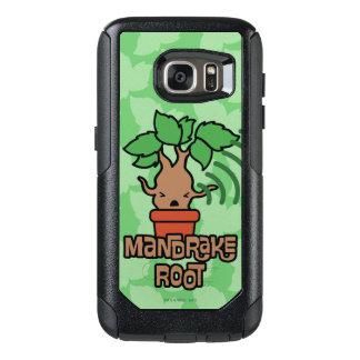 Cartoon Screaming Mandrake Character Art OtterBox Samsung Galaxy S7 Case