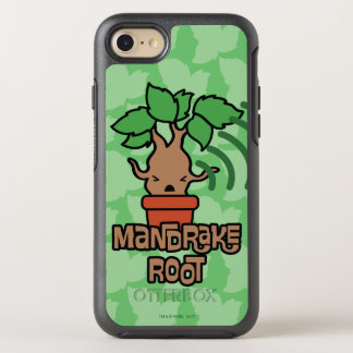 Cartoon Screaming Mandrake Character Art OtterBox Symmetry iPhone 8/7 Case