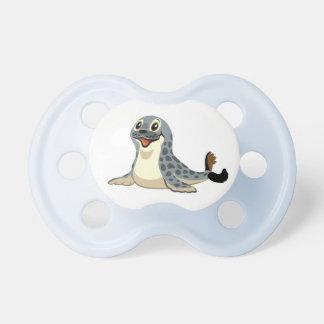 cartoon seal dummy