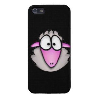 Cartoon Sheep Cover For iPhone 5/5S
