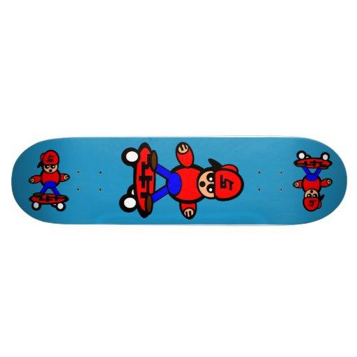 Cartoon Skateboard Korean Kid Skateboard