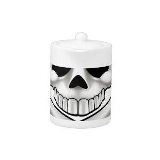 Cartoon Skull and Crossbones Jolly Roger