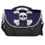 Cartoon Skull Commuter Bags