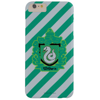 Cartoon Slytherin Crest Barely There iPhone 6 Plus Case