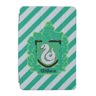 Cartoon Slytherin Crest iPad Mini Cover