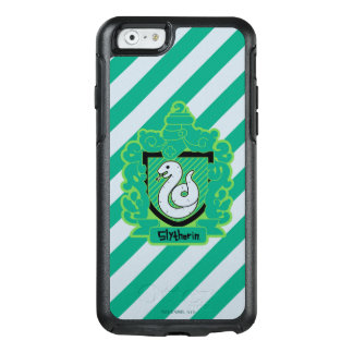 Cartoon Slytherin Crest OtterBox iPhone 6/6s Case