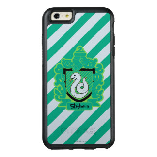 Cartoon Slytherin Crest OtterBox iPhone 6/6s Plus Case
