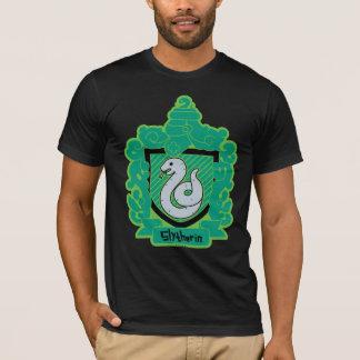 Cartoon Slytherin Crest T-Shirt