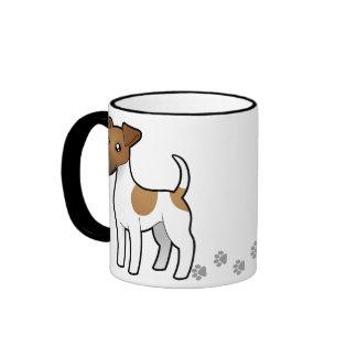 Cartoon Smooth Fox Terrier Mug