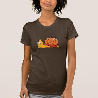 Cartoon Snail T-Shirt
