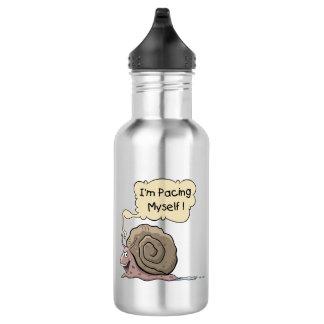 Cartoon Snail Water Bottle 532 Ml Water Bottle