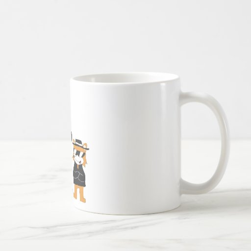 Cartoon Snoop Dogg And Jamie Fox Fans Coffee Mug
