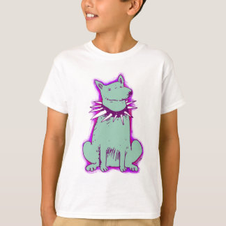 cartoon style dog popart T-Shirt
