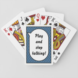 Cartoon Style Playing cards Template