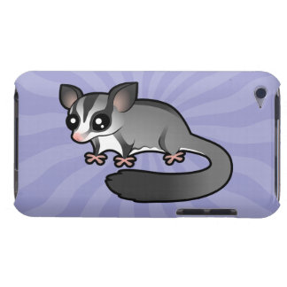 Cartoon Sugar Glider Case-Mate iPod Touch Case