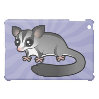 Cartoon Sugar Glider iPad Mini Case