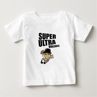cartoon super Ultra violence Baby T-Shirt