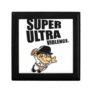 cartoon super Ultra violence Gift Box