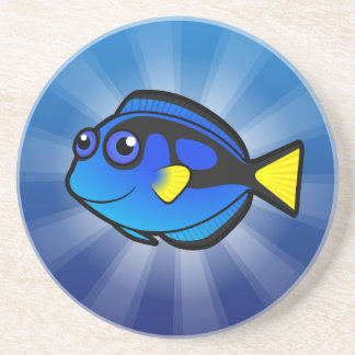 Cartoon Tang / Surgeonfish 2 Coaster