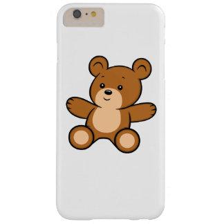 Cartoon Teddy Bear iPhone 6 Plus Case