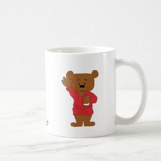 Cartoon Teddy Bear P Diddy Fan Mugs