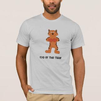 Cartoon Tiger Boxer T-Shirt