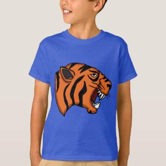Cartoon Tiger head Shirt