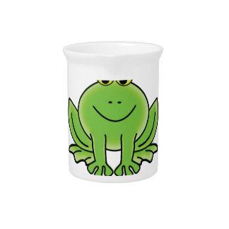 cartoon toad yeah beverage pitcher
