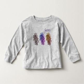 Cartoon Toddler Long Sleeve Toddler T-Shirt