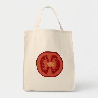 Cartoon Tomato Slice Bag