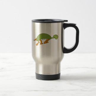 Cartoon Turtle Mug